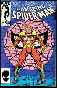 AMAZING SPIDER-MAN #264-1985-MARVEL VF