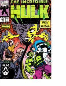 Incredible Hulk ( 1968 ) 387 Near Mint- (9.2)