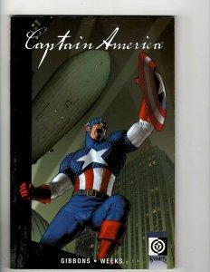 Captain America Cap Lives Vol. # 4 Marvel Comics TPB Graphic Novel Book EJ8
