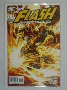 Flash Fastest Man Alive #1 6.0 FN (2006)