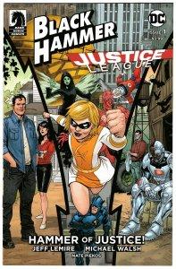 Black Hammer Justice League #1 Cvr C (Dark Horse   DC, 2019) NM