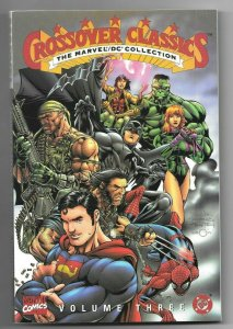 Crossover Classics The Marvel/DC Collection TPB Soft Cover Vol. 3 NM 2002 Batman