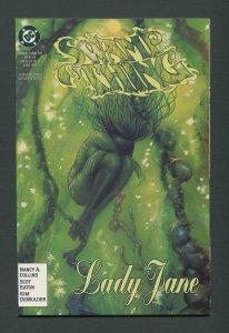Swamp Thing #120  (2nd Series) 9.0 VFN/NM   June 1992