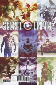 Secret Empire #10A VF/NM; Marvel | save on shipping - details inside