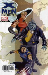X-Men Unlimited #44 FN; Marvel | save on shipping - details inside