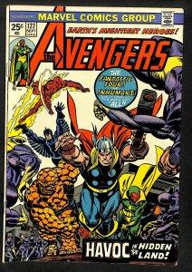 The Avengers #127 (1974)