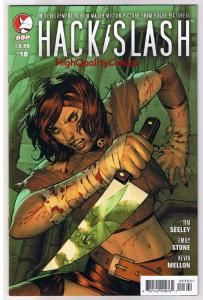HACK SLASH #18,  Series, NM-, Tim Seeley, Serial Killer, 2007, Femme Fatale