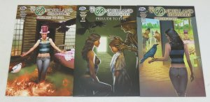 Oz/Wonderland Chronicles: Prelude to Evil #1-3 VF/NM complete series - prequel