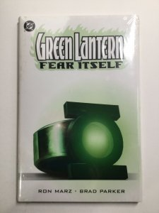 Green Lantern Fear Itself Tpb Hardcover Hc Tpb Near Mint Nm Dc Comics