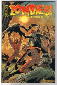 ZOMBIES FEAST #1, NM+, Variant, Horror, Walking Dead, 2006,more Zombies in store