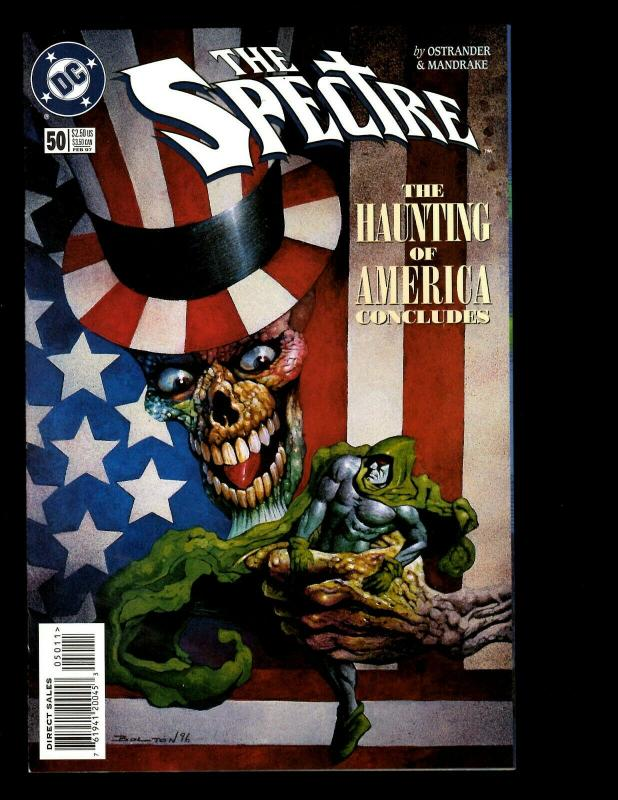 15 The Spectre DC Comics # 48 49 50 51 52 53 54 55 56 57 58 59 60 61 62  GK20