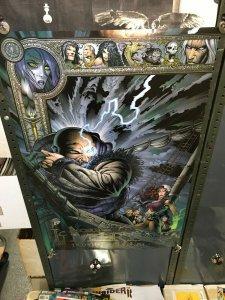 More Than Mortal Truths & Legends Poster Liar Comics 22x34 Flat