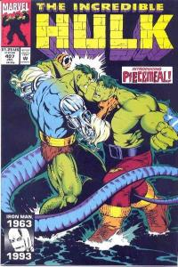 Incredible Hulk (1968 series) #407, VF+