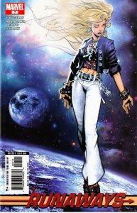 Runaways(vol. 2)# 7  A Runaway goes Cosmic !