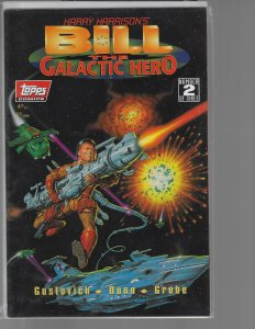 Bill the Galactic Hero #2 (Topps, 1994) - Prestige Format