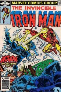 Iron Man (1968 series) #124, Fine+ (Stock photo)