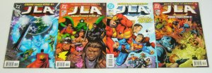 JLA: Crisis Times Five #1-4 VF/NM complete story grant morrison 28 29 30 31