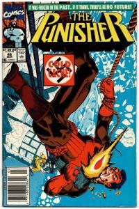 The Punisher #46 (Marvel, 1991) FN+