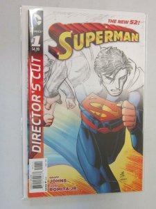 Superman #1 8.0 VF (2014)