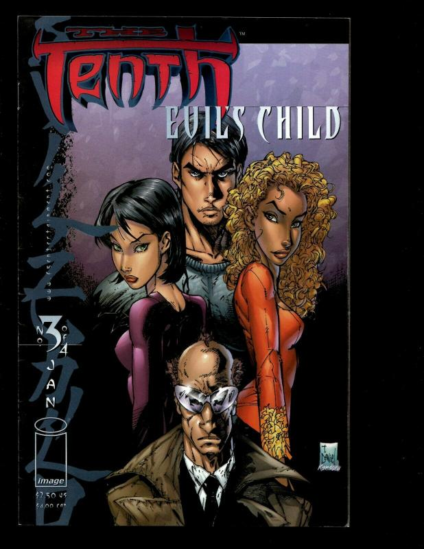 12 The Tenth Comics # 13 Configuration 1 Evil's Child 1 2 3 4 +MORE EK10