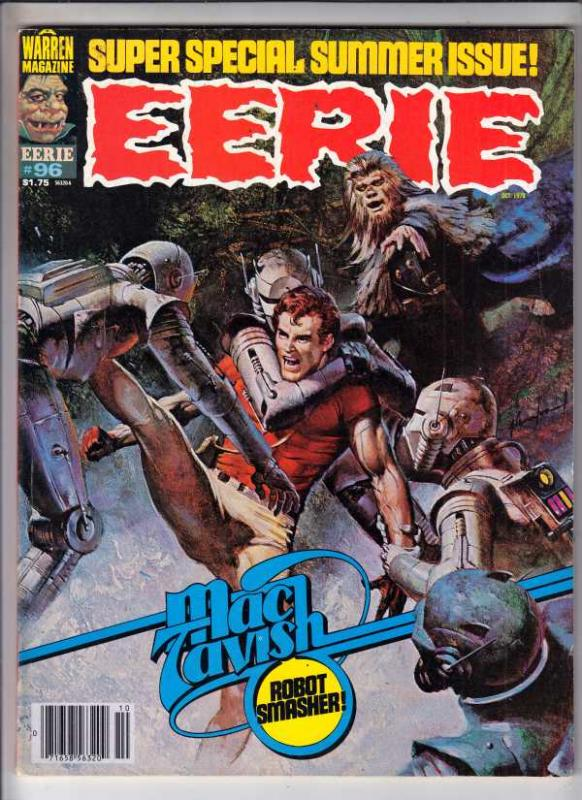 Eerie Magazine #96 (Oct-78) VF/NM High-Grade