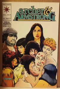 Archer & Armstrong #13 (1993)