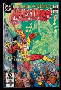 Fury of Firestorm #5 (2nd Series, 1982)   9.4 NM
