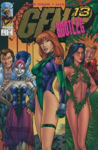 Gen13 Bootleg #1A VF/NM; Image | save on shipping - details inside