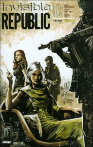 Invisible Republic #7 VF/NM; Image | save on shipping - details inside