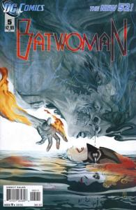 Batwoman (2nd Series) #5 VF/NM; DC | save on shipping - details inside