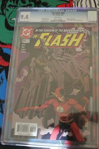 The Flash #205 CGC 9.4 Volume 2 2004 White pgs