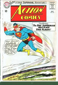 Action Comics #314 (1964)