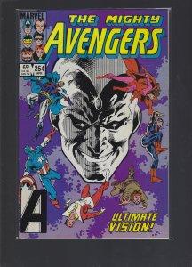 The Avengers #254 (1985)