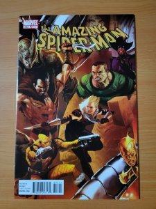 Amazing Spider-Man #643 ~ NEAR MINT NM ~ 2010 Marvel Comics