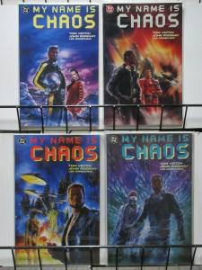 MY NAME IS CHAOS (1992) 1-4 (4.95 CVR)  TOM VEITCH