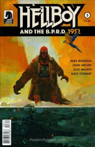 Hellboy and the B.P.R.D. #3 VF; Dark Horse | save on shipping - details inside