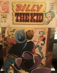 CHARLTON COMICS-BILLY THE KID #83-DATED:MARCH 1971-GREAT BOOK FOR COLLECTOR'S!