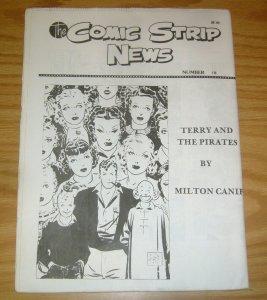 Comic Strip News #18 VF/NM; Quality Comic Art Productions   save on shipping - d