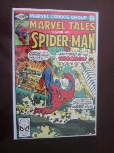 Marvel Tales #129 - SpiderMan - 8.5 - 1981