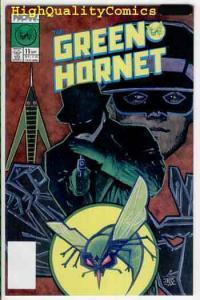 GREEN HORNET #11, NM+, Now Comics, 1989, Kato, John Snyder, more GH in store