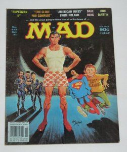 Mad Magazine #226 Superman II October 1981 EC Publications VF