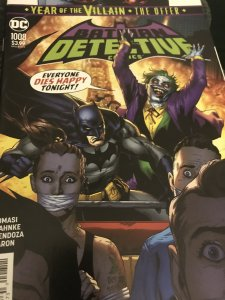 DC Year of The Villain Batman Detective Comics #1008 Mint