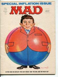 Mad-Magazine-#145-June 1971-Mort Drucker-Don Martin-David Berg