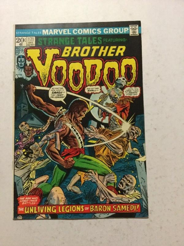 Brother Voodoo 171 FN Fine 6.0