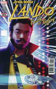 Star Wars: Lando—Double or Nothing #1 VF/NM; Marvel | save on shipping - details