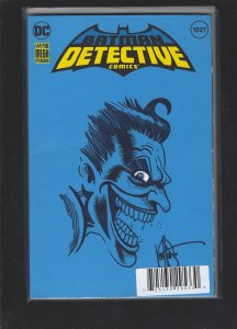 Detective Comics #27 Signed and remarked by Ken Haeser Dynamic Forces