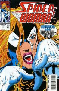 Spider-Woman (1993 series) #1, NM- (Stock photo)