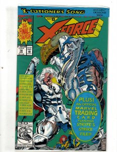 X-Force #18 (1993) EJ10