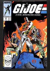 G.I. Joe: A Real American Hero #76 (1988)