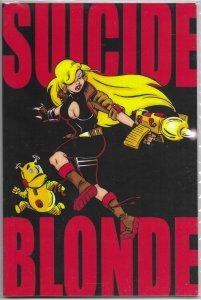 Suicide Blonde Volume 1 TPB GD (2003 Airwave Comics) Yambar, Broderick